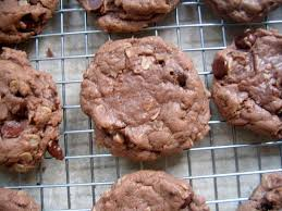 german chocolate cake mix cookies lovefeast table