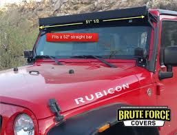 52 inch led light bar cover 52 inch led light bar cover brute force covers