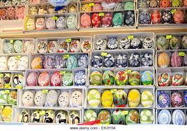 decorative eggs for sale prague easter eggs stock photos prague easter eggs stock images