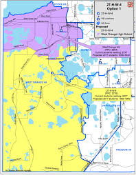 Austin Zoning Map by Relief High Rezoning Maps Unveiled West Orange Times U0026 Observer
