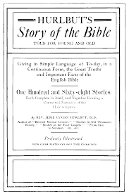 the baldwin project story of the bible by jesse lyman hurlbut