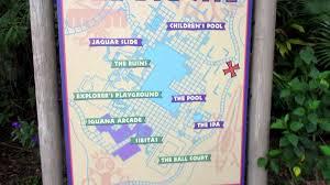 Coronado Springs Resort Map Disney World Coronado Springs Resort Arrival And Tour Youtube