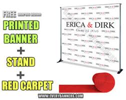 wedding backdrop stand malaysia custom step and repeat backdrop media wall photo booth