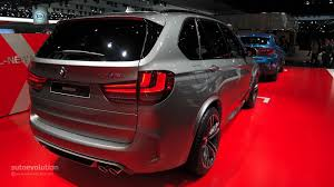 Bmw X5 2016 - 2016 bmw x5 m brings its fancy new gearbox to detroit live photos