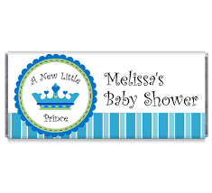 a new prince baby shower prince boy baby shower candy bar wrappers prince baby shower