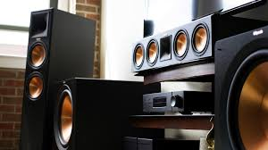 best speakers for music and home theater modern rooms colorful