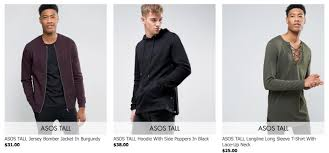 Urban Big And Tall Mens Clothing The Complete List 50 Shops With Tall Men U0027s Clothing