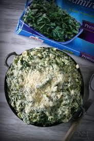 creamed kale nutmeg nanny