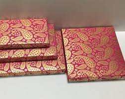 sweet boxes for indian weddings indian sweet box etsy