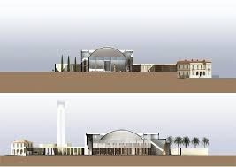 bureau air marseille the marseille grand mosque in marseille by bureau