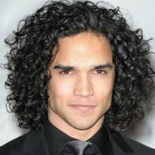 hair styles for biys with wavy hair the best curly wavy hair styles and cuts for men the idle man