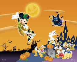 wallpaper desktop background halloween disney halloween backgrounds free pixelstalk net