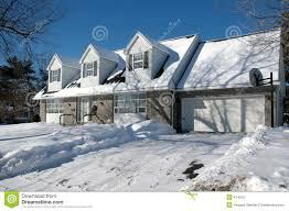 Winter House Dormers Stock Photos Images U0026 Pictures 827 Images