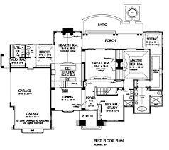 37 best floor plans images on pinterest home plans architecture