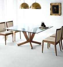 round glass top pedestal dining table designer round table exceptional round dining table designs home