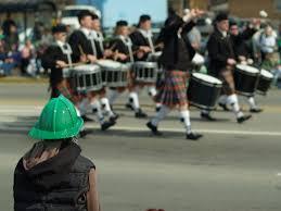 savannah ga boasts second largest st patrick u0027s day parade in