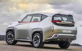 mitsubishi montero 2017 2018 mitsubishi montero sport usa release date new concept cars
