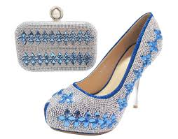 wedding shoes in nigeria high heel wedding party shoes and bag to match fashion shoes and