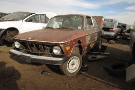 car junkyard miami fl junkyard find 1974 bmw 2002 the truth about cars