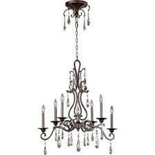 Maxim Chandeliers Maxim Lighting Crystal Bronze Chandeliers Hanging Lights