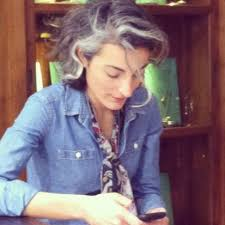 hairstyles with grey streaks stages of gray a new natural state of you gray hair hair band