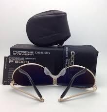 porsche design dress shoes new porsche design titanium folding sunglasses p u00278480 a gold frame