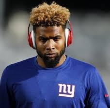 odell beckham hairstyle should ny giants odell beckham jr be highest paid player in nfl