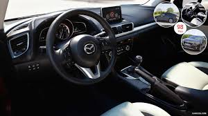mazda 3 sedan mazda 3 2015 sedan interior youtube