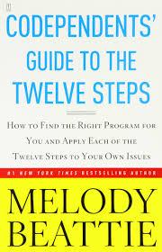 Aa Step 10 Worksheet Codependents U0027 Guide To The Twelve Steps Melody Beattie