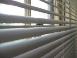 Gray Blinds How To Clean Vinyl Blinds With Vinegar Hunker