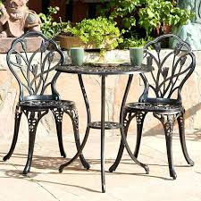 small patio table with chairs small table chairs creative of small patio sets two bistro table