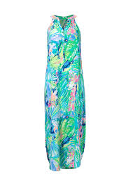 Lilly Pulitzer Baby Clothes Bailey Floral Maxi By Lilly Pulitzer For 40 Rent The Runway