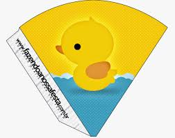 rubber ducky free party printables is it for parties is it