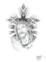 jesus tattoo drawing photo 2 real photo pictures images and