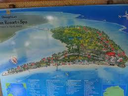 fiji resort map map of resort picture of shangri la s fijian resort spa