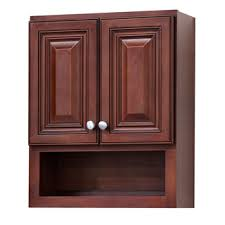 Cherry Bathroom Wall Cabinet Grand Reserve Cherry Bathroom Wall Cabinet Bathroom Wall