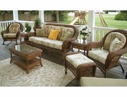 empire resin wicker patio furniture setpiece deep seat empire