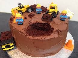 image gallery digger cakes