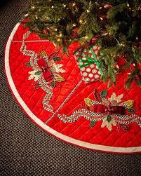 christmas skirt christmas tree skirts at neiman