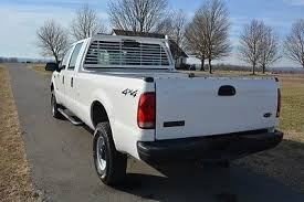 used ford work trucks for sale 2003 ford f350 srw crew cab diesel 4x4 automatic great work