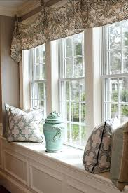Window Treatments For Wide Windows Designs Curtains For Windows Teawing Co