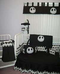 new nightmare before baby crib bedding set custom