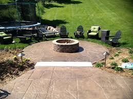 patio ideas best 25 fire pits ideas on pinterest outdoor