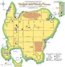 Lake Michigan Shipwrecks Map by Washington Island Wisconsin Clio
