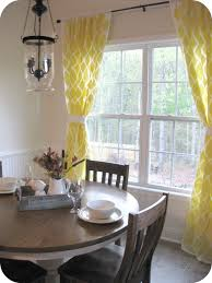 best yellow kitchen curtains design ideas and decor
