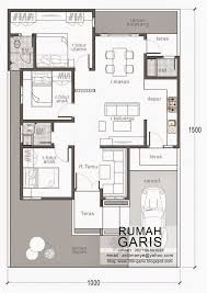 converter luas three modern and small contemporary style home plans and layout