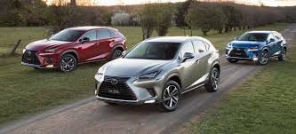 lexus nx pricing and features