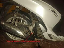 racing cigalo cambio aceite en honda sh 125i