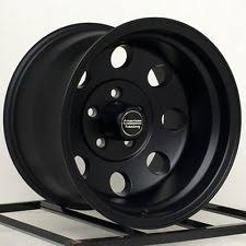 Wide Rims For Chevy Trucks 15x10 Wheels Ebay
