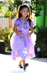 Princess Sofia Halloween Costume Spooktacular Halloween Costumes Disney Runway Disneyhaunts
